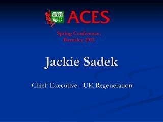 Jackie Sadek