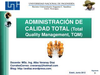 Docente: MSc. Ing. Alba Veranay Díaz CorralesCorreo: cveranay@hotmail