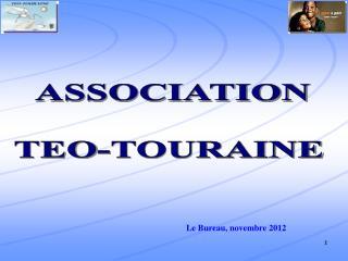 ASSOCIATION TEO-TOURAINE