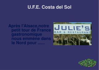 U.F.E. Costa del Sol