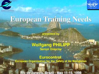 European Training Needs