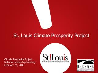 St. Louis Climate Prosperity Project