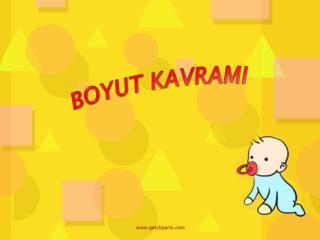 BOYUT KAVRAMI