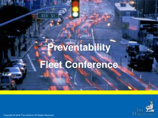 Preventability Fleet Conference