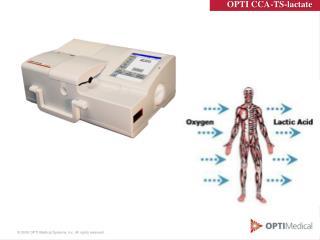 OPTI CCA-TS-lactate