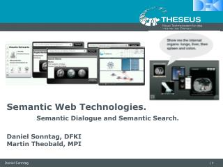 Semantic Web layered architecture