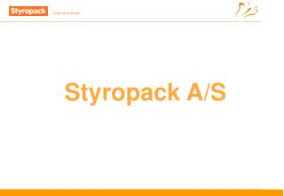 Styropack A/S