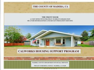 THE COUNTY OF MADERA, CA