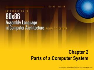 Chapter 2 Parts of a Computer System