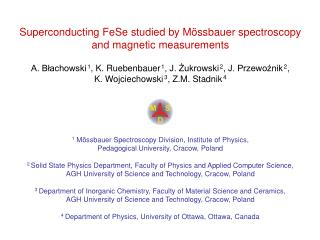 Superconducting FeSe studied by M�ssbauer spectroscopy  and magnetic measurements