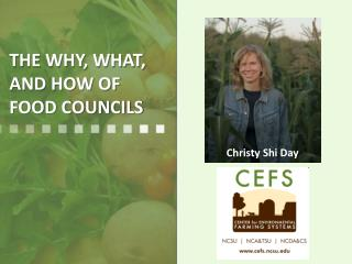 The WHY, WHAT, and How of Food Councils