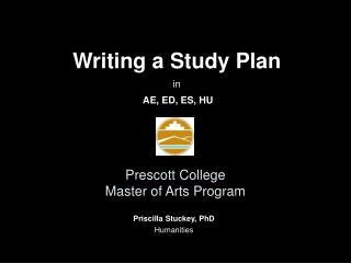 Prescott College Master of Arts Program