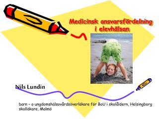 Medicinsk ansvarsfördelning  i elevhälsan