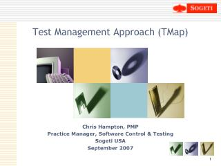 Test Management Approach TMap