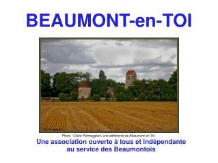 BEAUMONT-en-TOI