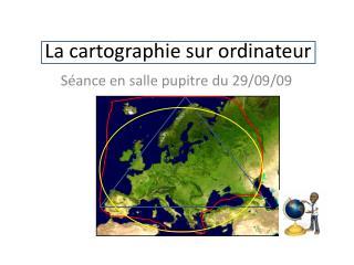 La cartographie sur ordinateur