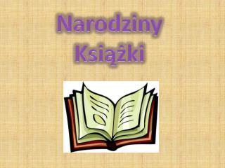 Narodziny Książki