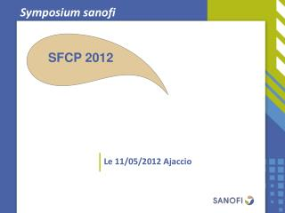 Symposium sanofi