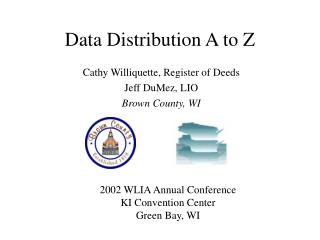 Data Distribution A to Z