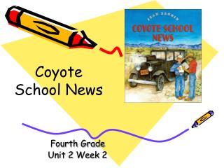 Fourth Grade Unit 2 Week 2