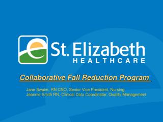 Collaborative Fall Reduction Program