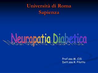 Universit  di Roma  Sapienza