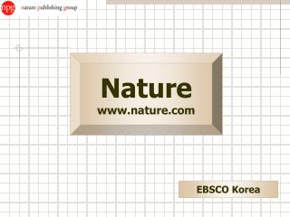 EBSCO Korea