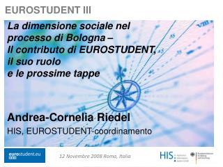 EUROSTUDENT III
