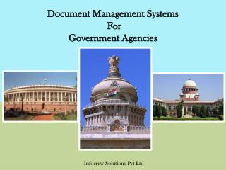 Document Management Systems   For  Government Agencies