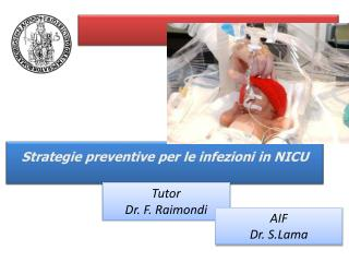 Strategie preventive per le infezioni in NICU
