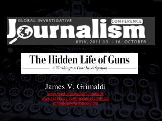 Eight days in  October , November and December washingtonpost/guns