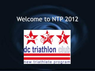 Welcome to NTP 2012