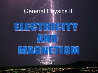 General Physics II