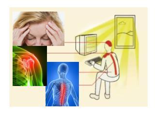 Kopfschmerzen Sehbeschwerden