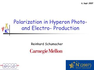 Polarization in Hyperon Photo- and Electro- Production