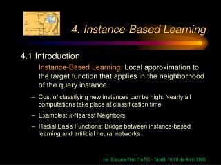 4. Instance-Based Learning