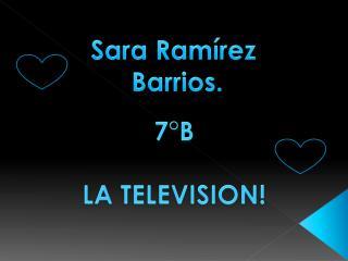 Sara Ramírez  Barrios.