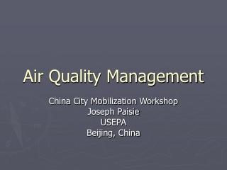 Managing Sulfur Dioxide