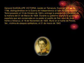 HISTORIA  DE  LOS  PRESIDENTES  DE MÉXICO