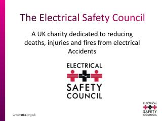 The Electrical Safety Council