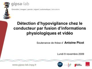 Détection d'hypovigilance chez le conducteur par fusion d'informations physiologiques et vidéo