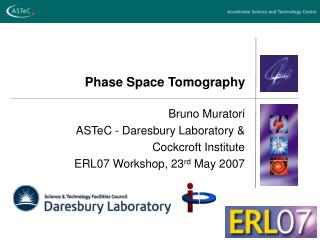 Phase Space Tomography