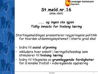 Stld.nr.16 (2006-2007)