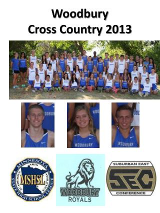 Woodbury  Cross Country 2013
