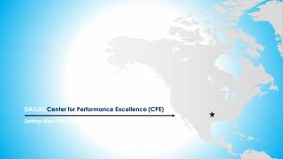 DALLAS  Center  for Performance Excellence (CPE)