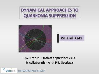 QGP France – 16th of September 2014