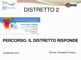 DISTRETTO 2