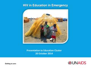HIV  in  Education in Emergency
