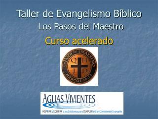 Taller de Evangelismo Bíblico
