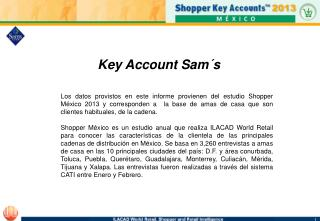 Key Account  Sam´s